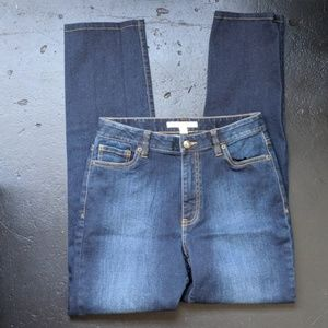 Boston Proper Paris Straight Leg jeans size 6L